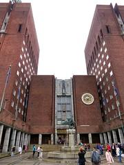 IMG_0100 (JoStof) Tags: oslo norway cityhall radhus