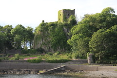 Dunollie Castle (7) (arjayempee) Tags: castle scotland argyll oban fortress lorn macdougall dunolliecastle dnollaigh av6a2369