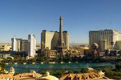 Las Vegas (Angela Freeman) Tags: fuji lasvegas eiffeltower bellagio parishotel dancingfountains exr900e