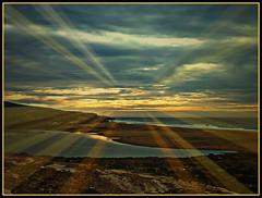 Day's End, Tamri (ronramstew) Tags: sunset sky clouds evening estuary agadir morocco shore maroc marruecos marokko tamri mygearandme mygearandmepremium