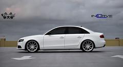 Audi A4   IC-S10 Dual Concave (Incurve Wheels) Tags: inch bc florida miami wheels deep racing german dual 20 a4 audi rims concave offset slammed coilovers quattro vossen b8 lexani incurve adv1 slammered stanced ics10
