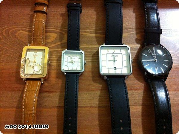 JULIUS手錶