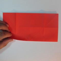 วิธีพับกระดาษพับดอกกุหลาบ 007