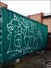 Crusty FU (Alex Ellison) Tags: urban crust graffiti boobs krusty fu graff crusty dalston eastlondon throwup krust throwie foofe