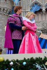 Dream Along With Mickey (disneylori) Tags: princess prince disney disneyworld aurora characters wdw waltdisneyworld sleepingbeauty magickingdom disneyprincess disneycharacters princephillip dreamalongwithmickey facecharacters sleepingbeautycharacters