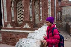 India, New Delhi (February 2014) (eddielimcs) Tags: new india delhi february minar 2014 qutar eddielimcs