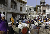 People listening to a musical troupe perfoming in front of Akal Takht (Ashish A) Tags: india canon buildings religious temple asia action religion crowd staircase repair sikh devotee devotees amritsar digitalslr sikhism goldentemple reconstruction musicalinstruments whitebuilding canoncamera religioussymbol musicalperformance peoplesitting sittingpeople akaltakht goldentempleinamritsar canon650d musicaltroupe religioussongs canont4i peoplewearingturbans peopleinsidegoldentemple peoplelisteningtosongs