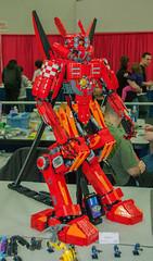 Kogiseru (SEdmison) Tags: lego scifi mecha mech brickscascade brickscascade2014