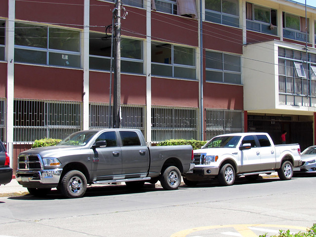 ford pickup f150 pickuptrucks camionetas doublecabin dodgeram crewcab ram2500 dodge2500