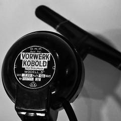 Ur-Omas erster (RadarO´Reilly) Tags: bw germany suck deutschland blackwhite power clean nrw sw dust electrical strom dortmund putzen dasa elektrik staub vaccuumcleaner vorwerk kobold saugen schwarzweis