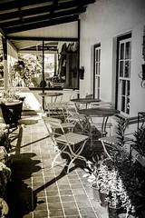 porch table setting (WITHIN the FRAME Photography(4 Million views tha) Tags: vintage table chairs antique country cottage porch setting nx300