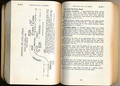 Queensland Railways Signal Rules 1974 (Mark Vogel) Tags: railroad train eisenbahn railway australia signal qr signaux chemindefer queenslandrailways signale rulebook operatingrules signalchart signaldiagram signalaspects queenslandrailway signalbilder