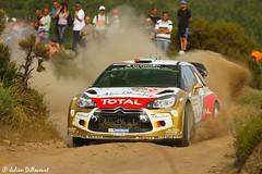 Khalid Al Qassimi / Chris Patterson (Julien Dillocourt) Tags: rally rallye italia sardegna 2014 wrc sardaigne terre world championship khalid al qassimi chris patterson citroën ds3 abu dhabi