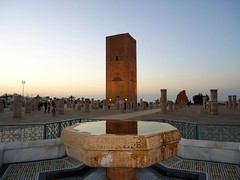 Hassan Tower (Ouissal) Tags: hassan tower tour morocco maroc histrocial religious building buildings rabat