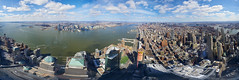 174-photo pano of NYC