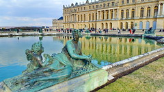 19 Versailles Mars 2017 Château Bassin du Midi Nymphe et Zéphyr (paspog) Tags: versailles france chateaudeversailles palace castle schloss castel 2017 castelo castello février februar february