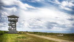 Carleton Sur Mer (Danny VB) Tags: observation tower gaspesie carletonsurmer quebec canada tourism canon 7d
