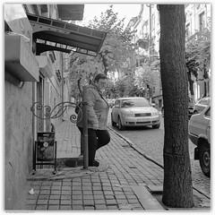 "Mini-market ""Milky Paradise"". Cheliuskintsiv Str. (Maria Theresien-Gasse). Chernivtsi, Ukraine. (Ігор Кириловський) Tags: tlr rolleicord vb typeii schneiderkrauznach xenar 75mm f35 ilford hp5 plus 400 gossen lunasix3 chernivtsi ukraine minimarket milkyparadise cheliuskintsivstr mariatheresiengasse"