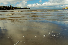 OPEN BEACH (skysthelimit333) Tags: sand beach cemaesbay islandofanglesey sea irishsea coast coastal