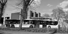 4 scrap? National Express Coventry Bendibus 6016 (paulburr73) Tags: 6016 withdrawn scrap withdrawal dumped abandoned wt cv coventry bendibus mercedes citaro o530g depot garage mercedesbenz