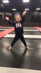 Gap Kid (ShanMcG213) Tags: em emmarose jump bounce trampoline shakalaka lifewithemmarose niece huntsville alabama ihearthsv gap gapkid gapgirl