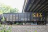 Bonk (NJphotograffer) Tags: graffiti graff trackside rail railroad bench benching freight train art hopper bonk