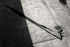 Running Man (Mehdi Roguet Photographie) Tags: streetphotography streetphoto monochrome bw runner eos rouen