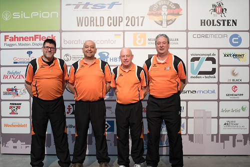 Team Netherlands Seniors
