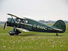 G-WACO (wiltshirespotter) Tags: kemble waco yks7
