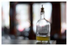 Vriendschap in a bottle (leo.roos) Tags: caferestaurantvriendschap bottle fles pub a7rii lomographydaguerreotypeachromat6429 middelburg dyxummeetapril92017 dm darosa leoroos