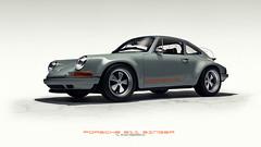 Porsche 911 by Singer (Zuugnap) Tags: tlphotographynl tjeulinssen porsche porschesinger canon5dmarkiii canonef1635mmf28liiusm