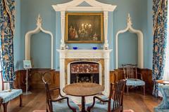 The Blue Drawing Room (Rich Walker75) Tags: stmichaelsmount castle castles room blue historic history art symmetry cornwall landmark landmarks indoor canon efs1585mmisusm eos100d uk england