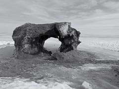 P3190469 (ken berg) Tags: lake winnipeg lakewinnipeg ice beach winnipegbeach frozen