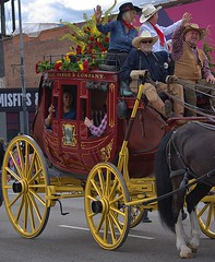 Wells Fargo Stagecoach (swong95765) Tags: stage coach horse ride wellsfargo parade