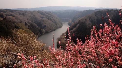 Tsukigase valley