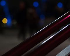 evening stroll (Cosimo Matteini) Tags: cosimomatteini ep5 olympus pen m43 mft mzuiko45mmf18 handrail people southbank
