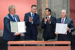 Visita del Presidente de Polonia, Andrzej Duda (Presidencia de la República Mexicana) Tags: presidente presidencia enriquepeñanieto epn polonia