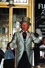 Mr Royston Keane, vocalist