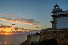Cabo Blanco (J.Loro) Tags: sun mar paisaje landscape isla 2017 mallorca island sunset sol xt2 atardecer fujifilm sea faro lighthouse puesta de