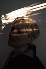 Mum (adharabosco1) Tags: mum woman portrait lights shadows warmtones milan milano gorgonzola gorgonzolamilano