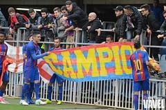 DSC_0844 (Noelia Déniz) Tags: barça filial barcelona fcb masía prat culé azulgrana mini campeones blaugrana segundadivisiónb