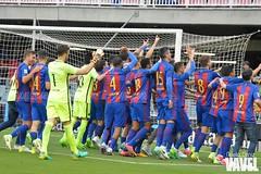 DSC_0838 (Noelia Déniz) Tags: barça filial barcelona fcb masía prat culé azulgrana mini campeones blaugrana segundadivisiónb