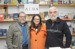Mónica Oltra en la llibreria Primado 29/04/17