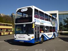 Brighton & Hove YN55NFD (RL Buses) Tags: bus busrally preservedbus cobham londonbusmuseum brooklands springgathering
