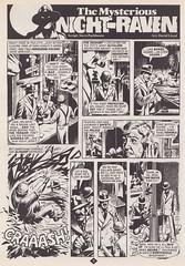 Captain Britain 3 / Seite 19 (micky the pixel) Tags: comics comic heft marvel captainbritain nightraven