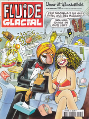 Fluide Glacial 295 (micky the pixel) Tags: comics comic heft magazin éditionaudie fluideglacial édika flugzeug airplane freierfall freefall