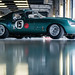 Paul Castaldini - 1962 Jaguar E-Type Lightweight Low Drag Coupe at the 2017 Silverstone Classic Media Day (Photo 1)