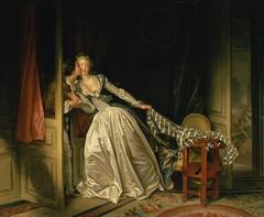 Baiser à la dérobée (J-H Fragonard) (photopoésie) Tags: saintpétersbourg fragonard 1766