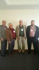 Dennis Feuchtenberger, Matt Solemsaas and Dave Lonergan & Jeff Backer