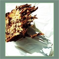 like a log (Leonard J Matthews) Tags: log slept shadow sheet white mythoto fantasy australia wrinkle